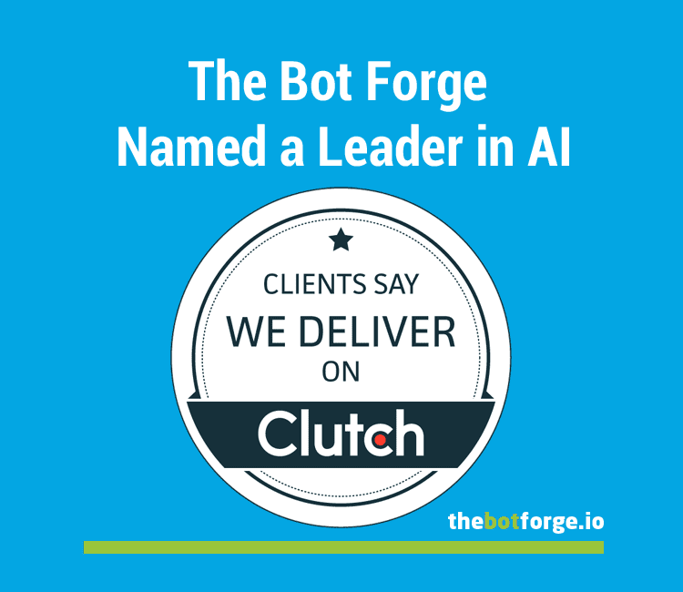 The Bot Forge Named a Leader in AI