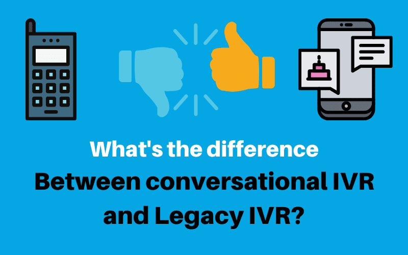 Whats the difference between IVR and CIVR